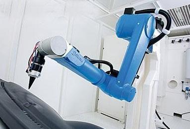 工业机器人系统集成商全国分布图
